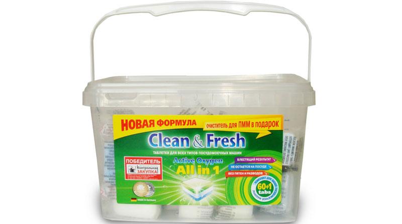 CLEAN-&-FRESH