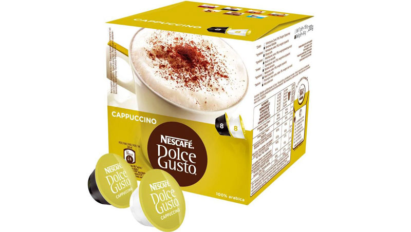Dolce-Gusto-Cappuccino