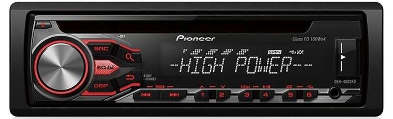 Pioneer-DEH-4800FD