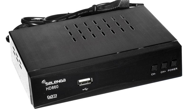 Selenga-HD860