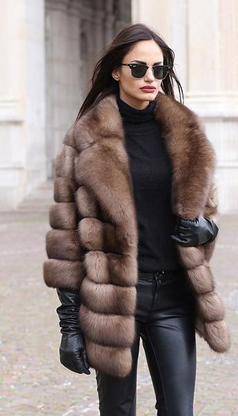 Модные женские шубы 2019 - 2020: модные тенденции и тренды, новинки, 60 фото