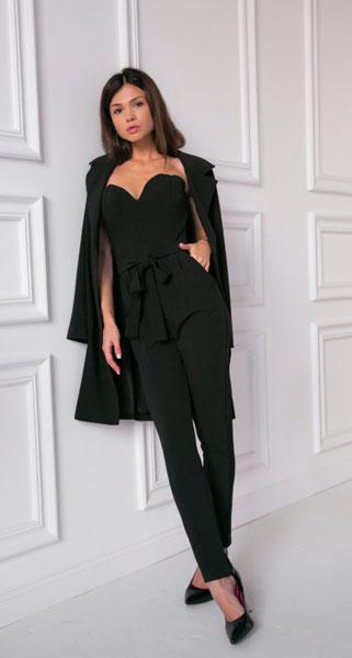 Модные женские брючные костюмы 2019 - 2020: 60 фото