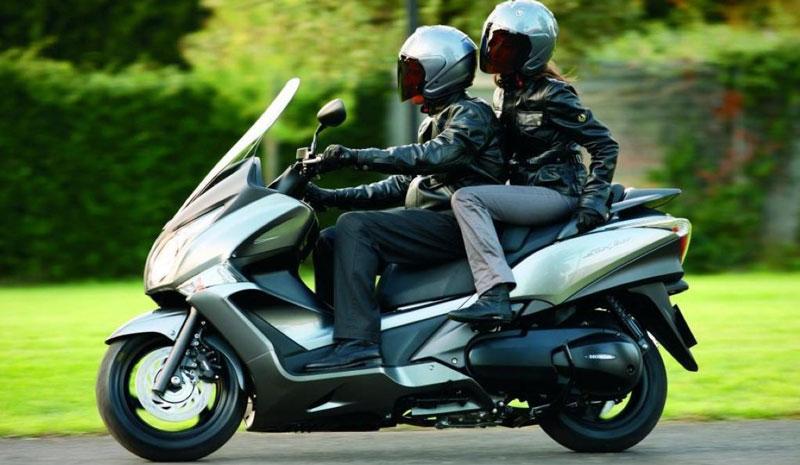 Рейтинг ТОП 5 лучших скутеров Honda