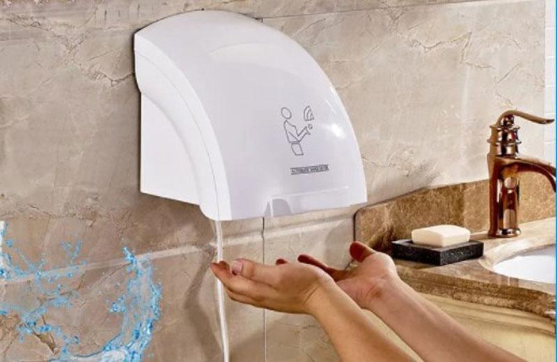Рейтинг ТОП 7 лучших электрических сушилок для рук