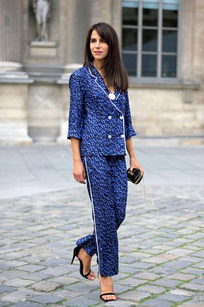 Пижамный стиль в одежде: модные тенденции 2019-2020