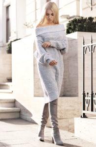 Модные женские платья осень-зима 2019 - 2020! Модные тенденции, стильные новинки, 50 фото