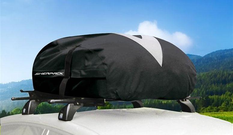мягкий багажник
