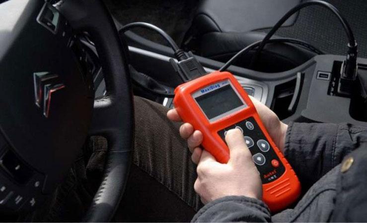 как пользоваться сканером для авто