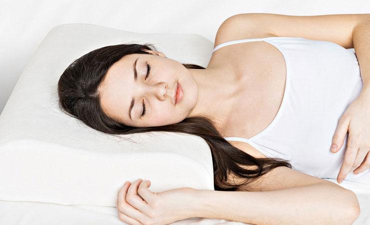 как правильно ложиться на ортопедическую подушку