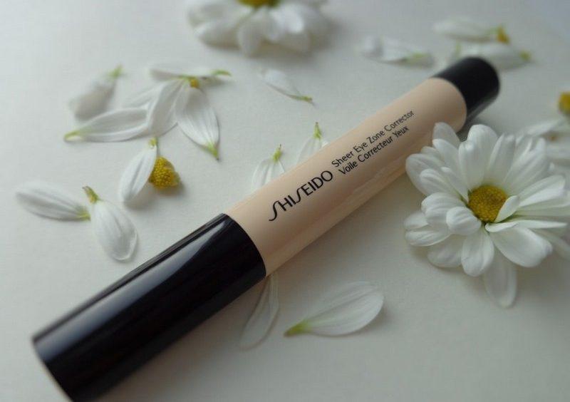 Консилер Shiseido Sheer Eye Zone Corrector